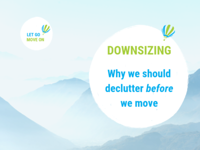 Blog Post - Why we should declutter before we move