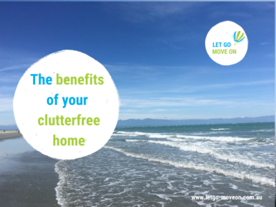 The benefits of your clutterfree home